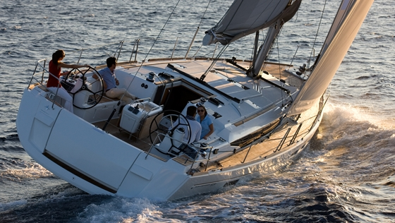 Jeanneau Sun Odyssey 509: Powerful and Dynamic
