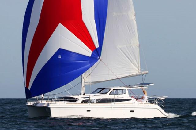 Gemini Legacy 35: Sailing Catamaran, Reborn