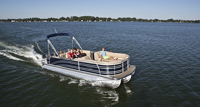Pontoon Boats: A Box of Fun