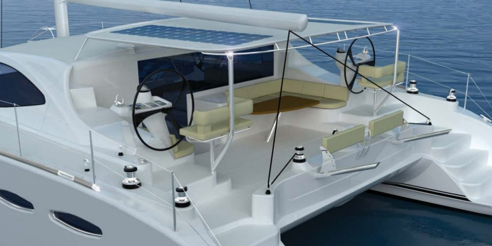 Seawind 1600 Sailing Catamaran: Glimpse the Future