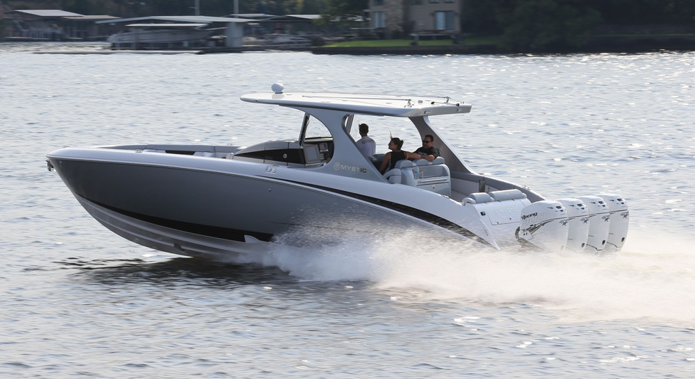 Mystic M4200: Luxury Abounds
