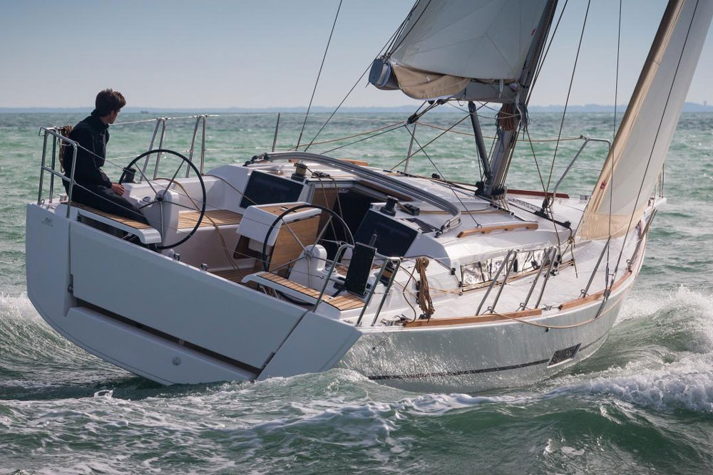 Dufour Grand Large 350: Smaller in Stature, Bigger in Value