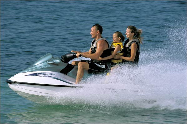 Sea-Doo GTi: Right on Target