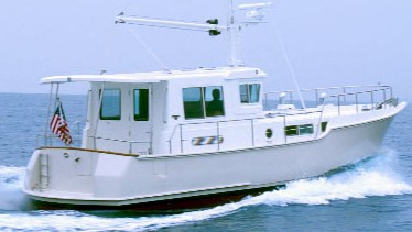 Nordhavn 35 Coastal Pilot, Bridging the Gap