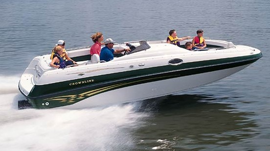 Crownline 238 DB: Decked Out