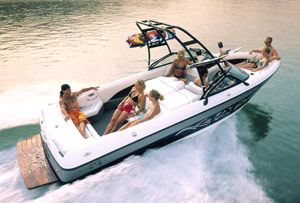 Malibu Wakesetter XTi: Powerboat Magazine's 2002 Tow Boat of the Year