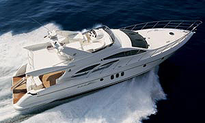 Azimut 62: Sea Trial