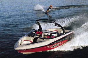 Malibu Wakesetter 23XTi: Performance Report
