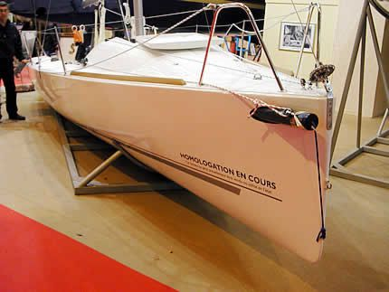 Beneteau First 7.5: A Blend of Sail Trainer, Daysailer and Raceboat