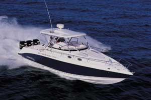 Donzi 38ZF: Powerboat Performance Report