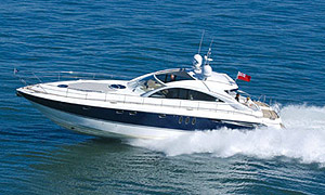 Fairline Targa 62: Sea Trial