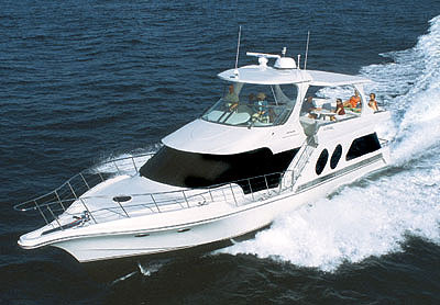 Bluewater 6000: Sea Trial