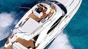 Sealine F-42/5 Flybridge: Sea Trial