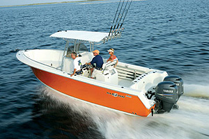 Sailfish 2660 CC: Go Boating Review