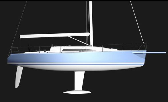 Farr Performance 42: New IRC Boat Introduction