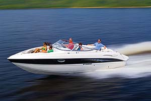 Stingray 250LR: Go Boating Test