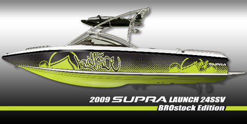 Supra Launch 24SSV BROstock Edition: Almost Like Mike