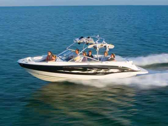 Bayliner 225: A Large Runabout That Makes Perfect Sense