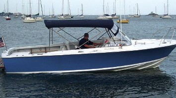 Used Boat Review:  Bertram 25 Express