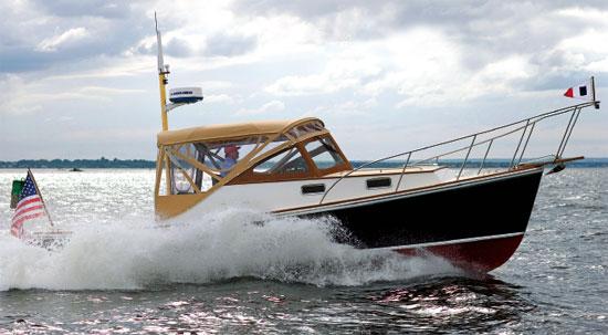 Yankee Simplicity: Six Cabin Cruisers