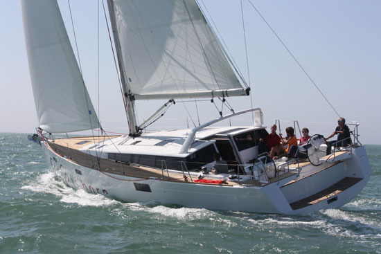 Beneteau Sense 50:  It Just Makes Sense