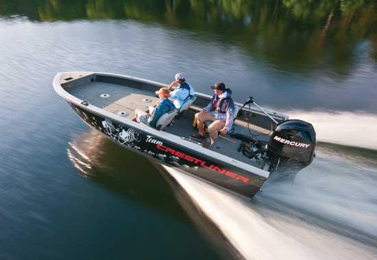 Outboard Expert: 2011 Crestliner 1850 Pro Tiller Review