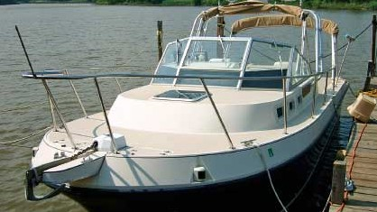Albin 28 Tournament Express: Used Boat Review