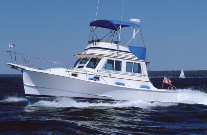 Blue Seas 31: Used Boat Review