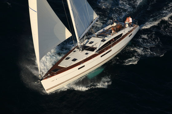 Jeanneau 53:  Sleek, Adaptable, and Attractively Priced