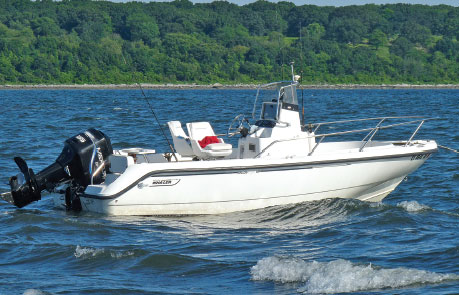 Boston Whaler Outrage 18: Used Boat Review