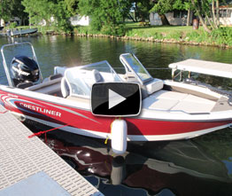Crestliner 1850 Sport Fish: Video Boat Review
