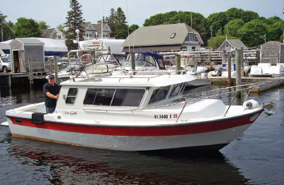 Sea Sport Explorer 2400: Used Boat Review