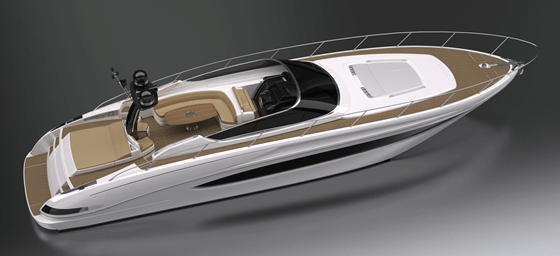 Riva 63 Virtus: Day Cruising in a New Dimension