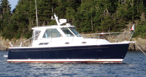 Back Cove 29: Used Boat Review