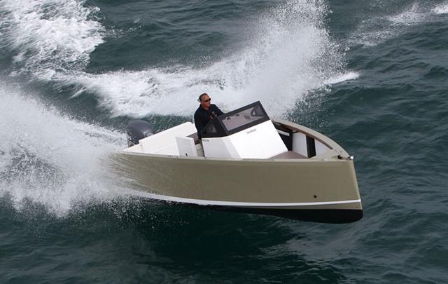 Smartboat 23: Something New Under the Sun