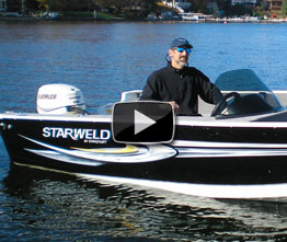 Starweld 1600 Pro SC: Video Boat Review