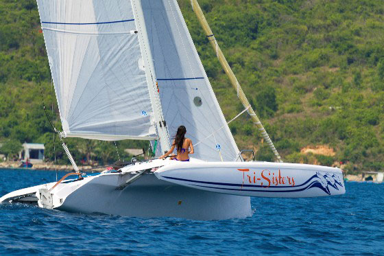 Corsair Sprint 750: Trailerable Sailing Fun