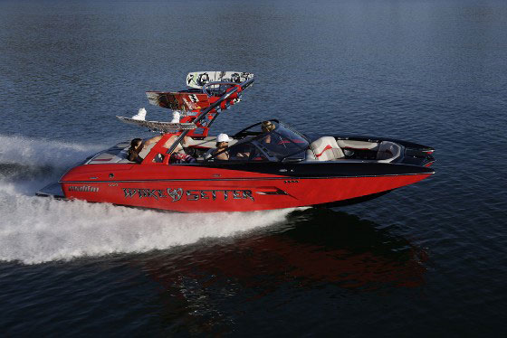 Malibu Wakesetter 22 MXZ: About Time
