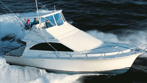 Ocean Yachts 42 Used Boat Review: Battlewagon on a Budget