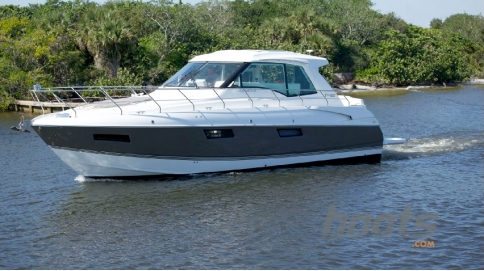 Cruisers Cantius 48 Boat Test Notes