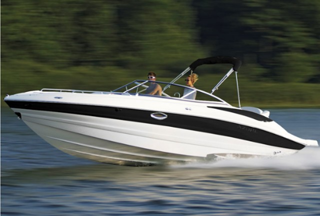 Cruisers Sport Series 258 Boat Test Notes