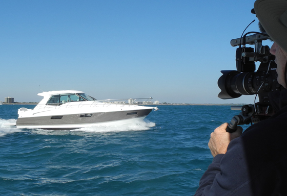 Cruisers Cantius 48: Video Boat Review