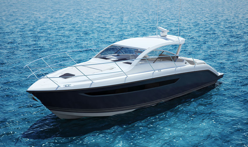 Pursuit SC 365i Sport Yacht: A New Direction