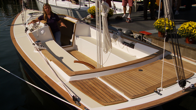 Tartan Fantail 26: Three Flavors, Triple the Sailing Fun