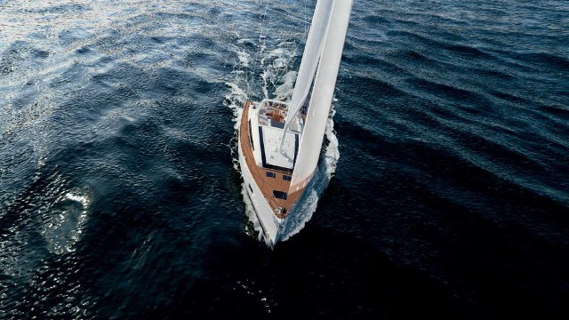 Beneteau Oceanis 55: Call it a Sailing Yacht, not a Sailboat