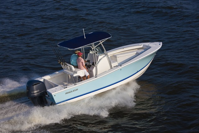 Regulator 23: Classic Center Console