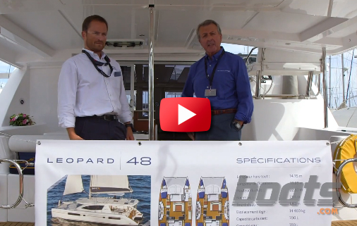 Leopard 48 Video: First Look