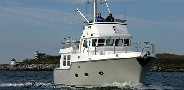 Nordhavn 40: A Trawler that Goes the Distance