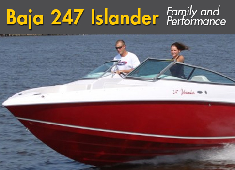 Baja 247 Islander: Blurring the Lines