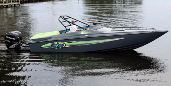 Baja Marine Kicks Off Outboard-Powered Sportboat Line